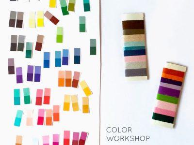 Color Workshop / Courses Berlin