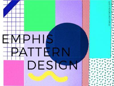 Memphis Design Workshop - Patterns, Set & Art Direction